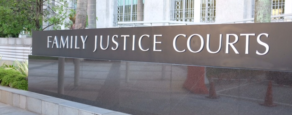 Family Justice Courts